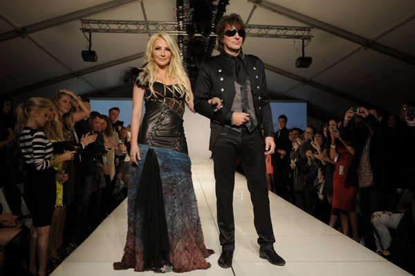 Richie Sambora Clothing Richie Sambora Launches White