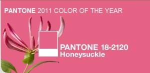 pantone, 2011, color, summer, spring